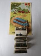 Luxembourg // Un Bonjour De // Leporello 1949? - Postkaarten