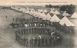 86 Poitiers Le Camp De Briord Vue De Poitiers Musique Du 114 Eme Regiment D' Infanterie De St Maixent , Fanfare - Poitiers