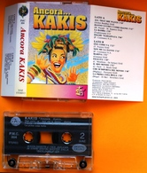 MC MUSICASSETTA KAKIS ANCORA... KAKIS - Etichetta PACO MUSIC - P.M.C. 004 - Audio Tapes