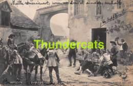 CPA PHOTO ILLUSTRATEUR PARIS SALON 1901 MARCHAND DEPART DE L'HOSTELLETIE ROUTE DE LA ROCHELLE - Musées