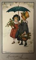 Ethel Parkinson // Heureuse Annee 2 (M. M. Vienne) 311 France 1907 - Parkinson, Ethel