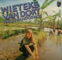 * LP * Wieteke Van Dort - Hallo Bandoeng - World Music
