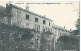 Bassevelde - Pensionnat Notre-Dame. Facade Extérieure - L. Lagaert - 1907 - Assenede