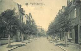 Belgique - Braine-l' Alleud - Avenue Léon Jourez - Eigenbrakel