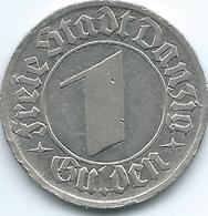 Danzig - 1932 - 1 Gulden - KM154 - [ 3] 1918-1933 : Weimar Republic