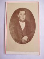 Photographie Ancienne CDV Albumen - Personnage à Identifier - Dos Muet   T BE - Alte (vor 1900)
