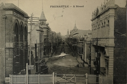 Australia // Fremantle (Perth) A Street 19?? - Fremantle