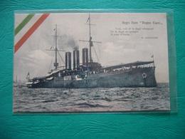 REGIA NAVE   REGINA ELENA   MARINA MILITARE ITALIANA - Guerra