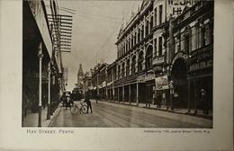 Australia  (Perth) Hay Street 19?? - Perth