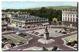 CPSM Nancy La Place Stanislas - Nancy
