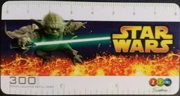 Mobilecard Thailand - 12Call - Kino,Film,cinema  - Star Wars (1) - Thaïland