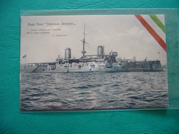 REGIA NAVE   FRANCESCO FERRUCCIO   MARINA MILITARE ITALIANA - Guerra