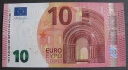 "10 Euro France ""UA"" 2014 Draghi U006B1 LUXE / UNC - EURO"