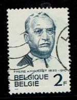 2F AM Gochet Uit 1962 (OBP 1214 ) - Bélgica