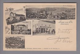 AK AT Steiermark Jlz 1901-05-26 Foto # 308 Atelier Betty - Autriche