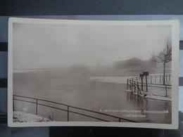 ISSY LES MOULINEAUX INONDATION 1910 : L'AERODROME ( CARTE PHOTO ) - Issy Les Moulineaux