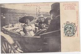 Meurthe-et-Moselle - Entrée De S. M. Sisowath à Nancy Le 6 Juillet - Fête Donnée à Nancy Les 6. 7 Et 8 Juillet 1906 - Nancy