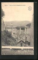 AK Namur, Pont Du Genie Et Magasins De Poudre - Namur