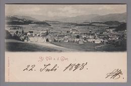 AK AT Kärnten St.Veit A.d.Glan 1898-07-22  Foto Ferd.v.Kleinmayr - St. Veit An Der Glan