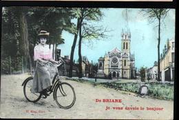 45, De Briare, Je Vous Envoie Le Bonjour - Briare