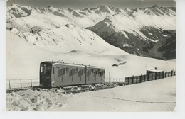 SUISSE - DAVOS - Parsennbahn - GR Grisons