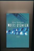 John Sandford Nuits D'enfer FL 2000 - Books, Magazines, Comics