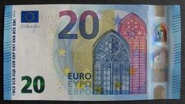 "20 Euro France ""UB"" 2015 Draghi U020I2 LUXE / UNC - 20 Euro"