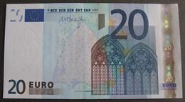 """20 Euro Finlande """"L"""" 2002 Draghi R026I2 LUXE / UNC - EURO"""