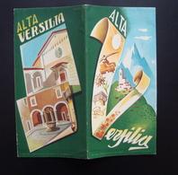 Alta Versilia Pietrasanta Querceta Seravezza Stazzema Arni Pania Turismo 1953 - Vecchi Documenti