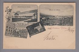 AK AT Steiermark Pöllau 1899-03-17 Foto V.Bauer - Pöllau