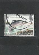Grande Bretagne Oblitéré  1983  N° 1067  Faune. Poisson Salmo Salar - Used Stamps