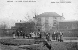 CPA Belgique Namur Jemeppe Sur Sambre Balâtre L'école Des Filles - Jemeppe-sur-Sambre