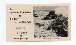 !!! PRIX FIXE : CARNET DE VIGNETTES TOURISTIQUES DE LORIENT NEUF ** - Commemorative Labels