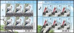 Pre-order. Belarus 2019 - Europa-CEPT. National Birds, MNH. White Stork, Bird, Cigogne Blanche, Weißstorch, Vogel. - 2019