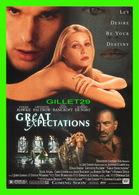AFFICHES DE CINÉMA - FILM, GREAT EXPECTATIONS OF 1998 WITH ETHAN HAWKE, GWYNETH PALTROW, ANNE BANCROFT, ROBERT DE NIRO - - Affiches Sur Carte