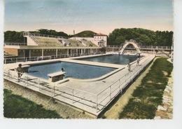 MANOSQUE - Piscine Municipale (1958) - Manosque