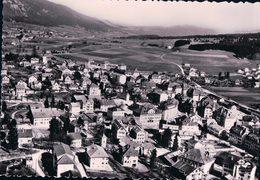 Tavannes Vu D'avion (344) 10x15 Trace De Collage Au Dos - BE Berne