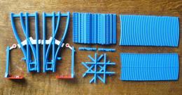 ACCESSOIRES POUR TRAIN LEGO (RAILS DROITS, COURBES Et De  CROISEMENT,AIGUILLAGES POTEAUX DE SIGNALISATION, Etc.) - Lego System