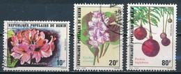 °°° BENIN - Y&T N°524/26 - 1981 °°° - Benin – Dahomey (1960-...)