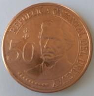 URUGUAY - 50 Pesos 2011 - - Uruguay