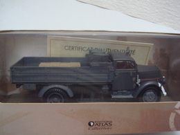 Char 1/43 Collections Atlas Avec Certificat D'autenticité Kfz 305 - Vehicles