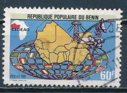 °°° BENIN - Y&T N°532 - 1981 °°° - Benin – Dahomey (1960-...)
