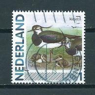 Netherlands Birds,oiseaux,vögel,kievit Used/gebruikt/oblitere - 2013-... (Willem-Alexander)