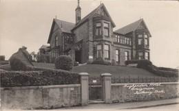 Postcard Hughenden Hotel Craigmore Rothesay Bute RP My Ref  B13148 - Bute