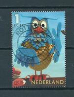2018 Netherlands Child Welfare,kinderzegel,Fabeltjeskrant Used/gebruikt/oblitere - 2013-... (Willem-Alexander)
