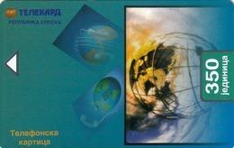 BOSNIA - Republica Srpska Telecard, Gymnastika, Sample No Chip And No CN - Bosnië