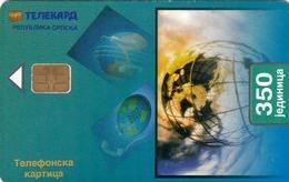 BOSNIA - Republica Srpska Telecard, Gymnastika, Sample No CN - Bosnia