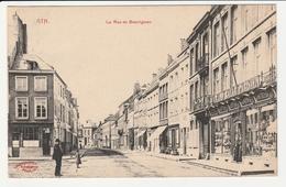 ATH La Rue De Brantignies 1913 - Ath