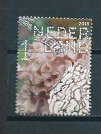2018 Netherlands Nature Used/gebruikt/oblitere..SEE SCANS FOR PERFORATIONS - 2013-... (Willem-Alexander)