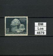Deutsches Reich, Plattenfehler / Abart, Xx, 812 VI, F 21 - Abarten